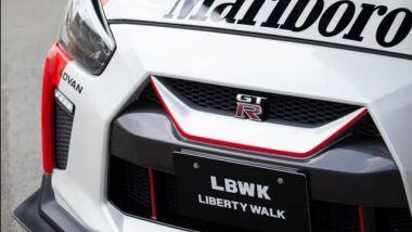 Daihatsu Copen by Liberty Walk: il frontale