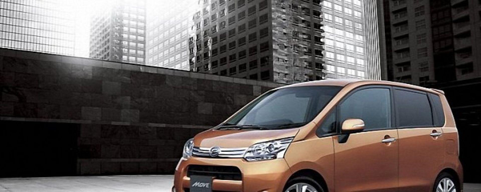 Nuova Daihatsu Move