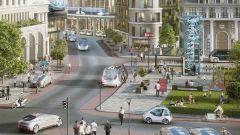 Daimler e Bosch insieme per la guida autonoma