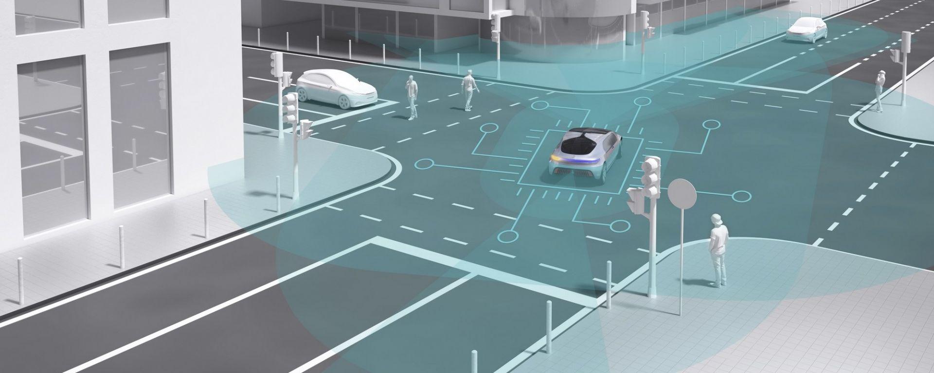 Daimler e Bosch, per il software guida autonoma la scelta cade su Nvidia