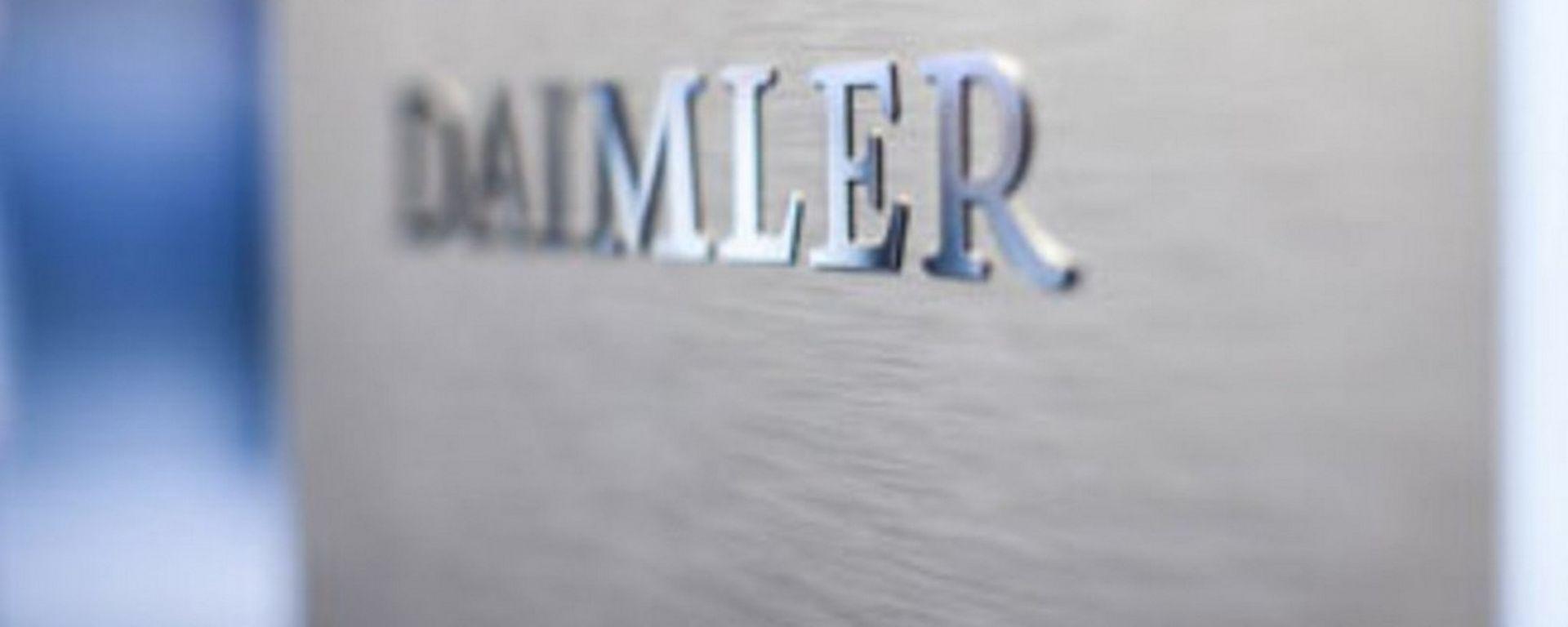 Daimler, un futuro in lingua cinese?