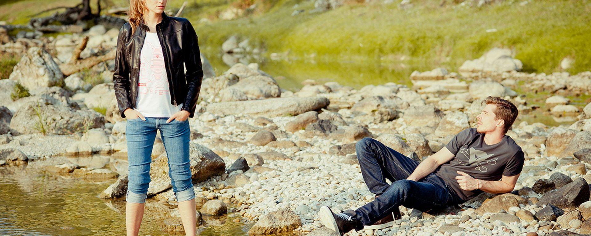 Dainese: ecco la nuova gamma Jeans 2015