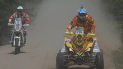 Coma e Al Attyah vincono la Dakar 2011 - Immagine: 95