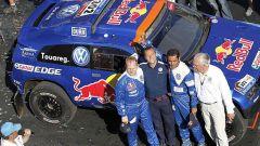 Coma e Al Attyah vincono la Dakar 2011 - Immagine: 114
