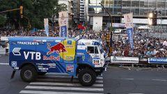 Coma e Al Attyah vincono la Dakar 2011 - Immagine: 113