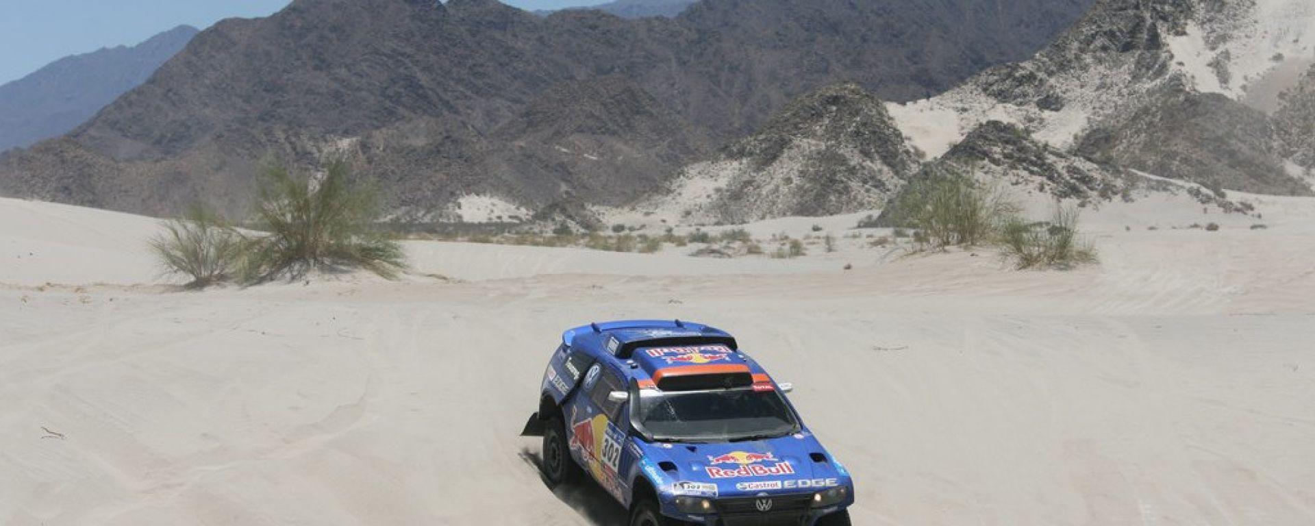 Coma e Al Attyah vincono la Dakar 2011