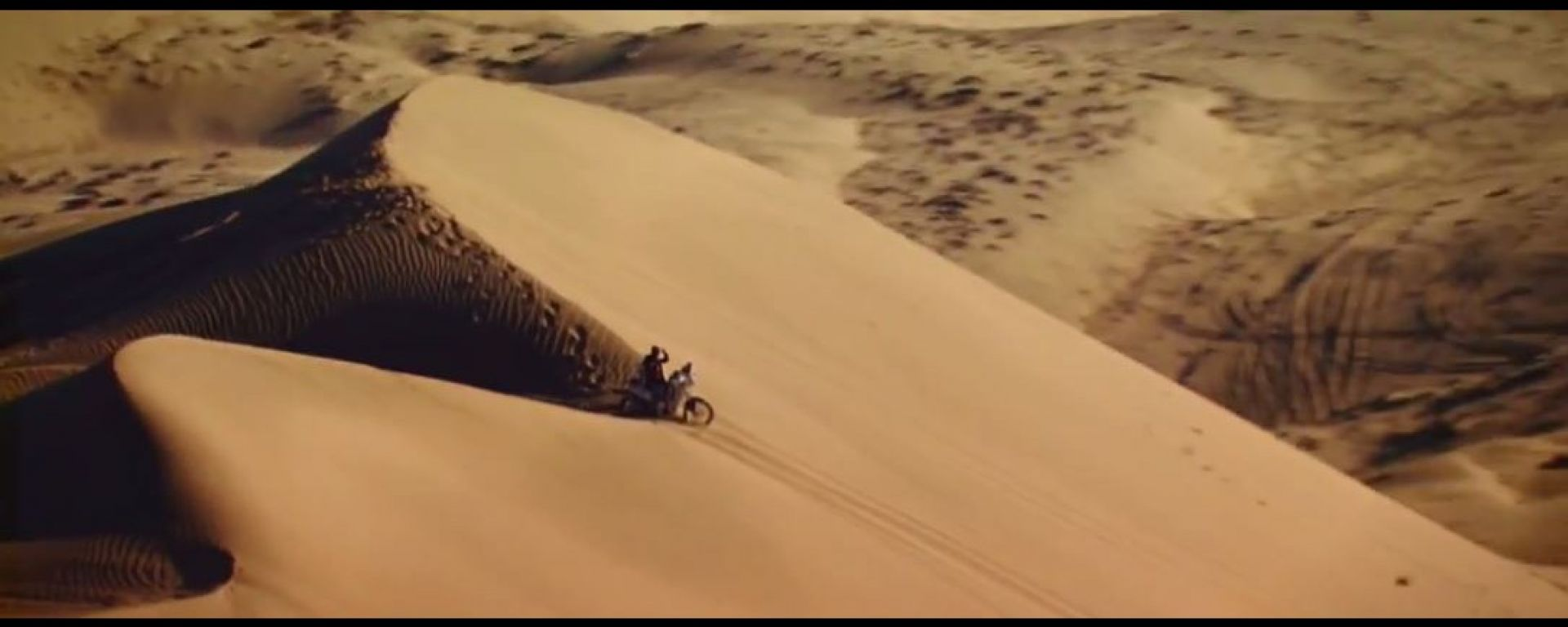 Dakar 2014: il teaser ufficiale