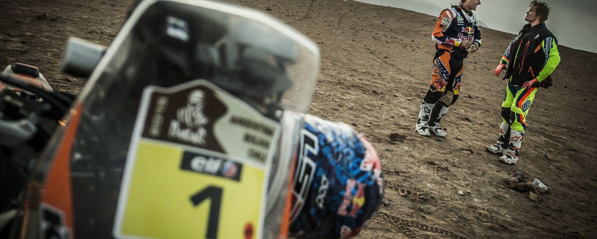 Dakar 2015: Marc Coma fa cinquina