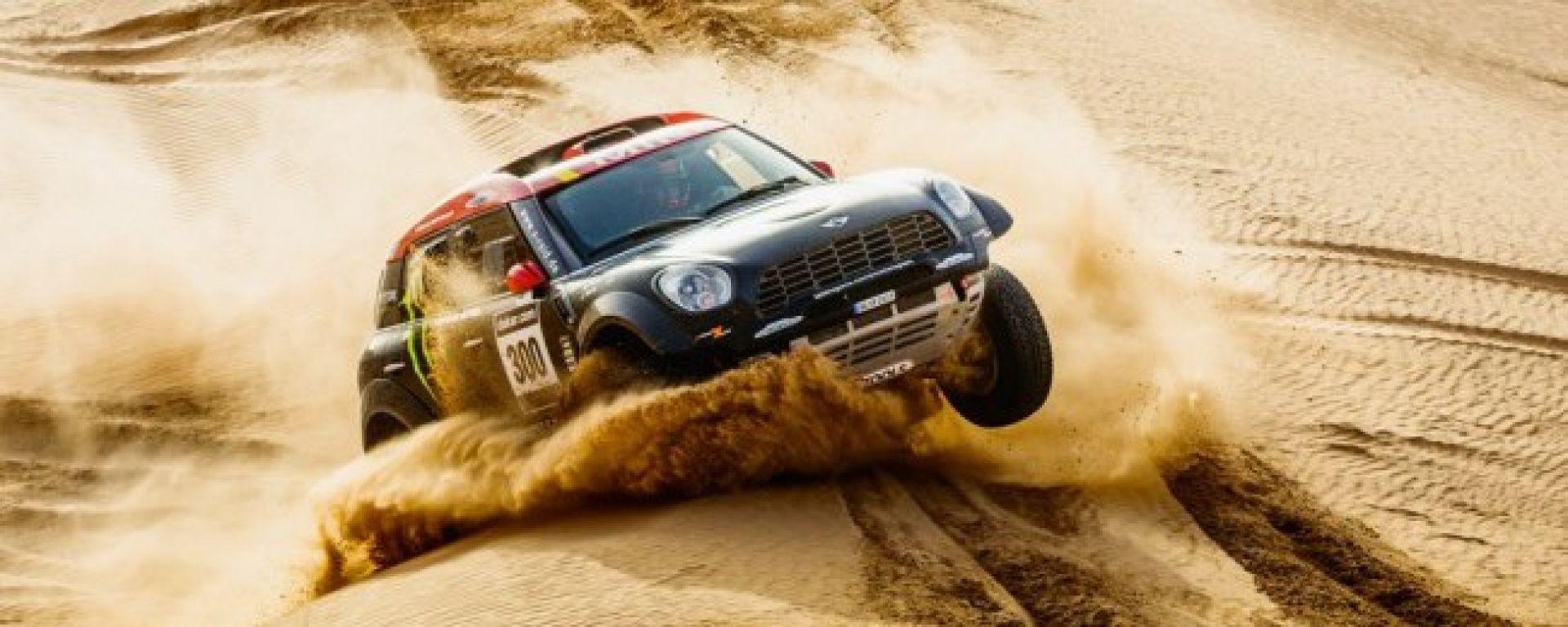 Dakar 2016 - MINI John Cooper Works Rally