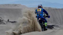 Dakar 2018, Adrien van Beveren in azione