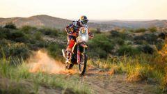 Dakar 2018, Antoine Meo in azione