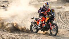 Dakar 2018, Antoine Meo