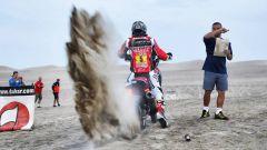 Dakar 2018, Joan Barreda alla partenza