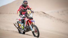 Dakar 2018, Joan Barreda sulla Honda