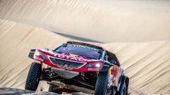 Dakar 2018: la fotogallery della Tappa 5 con le Peugeot 3008 DKR