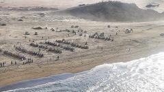 Dakar 2018, la zona di partenza