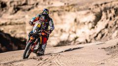 Dakar 2018, Matthias Walkner in azione