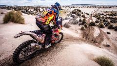 Dakar 2018: Walkner nuovo leader, van Beveren KO, Barreda in affanno
