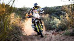 Dakar 2018, Pablo Quintanilla in azione