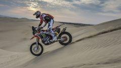 Dakar 2018, Ricky Brabec sulla Honda
