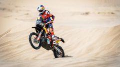 Dakar 2018, Sam Sunderland in azione