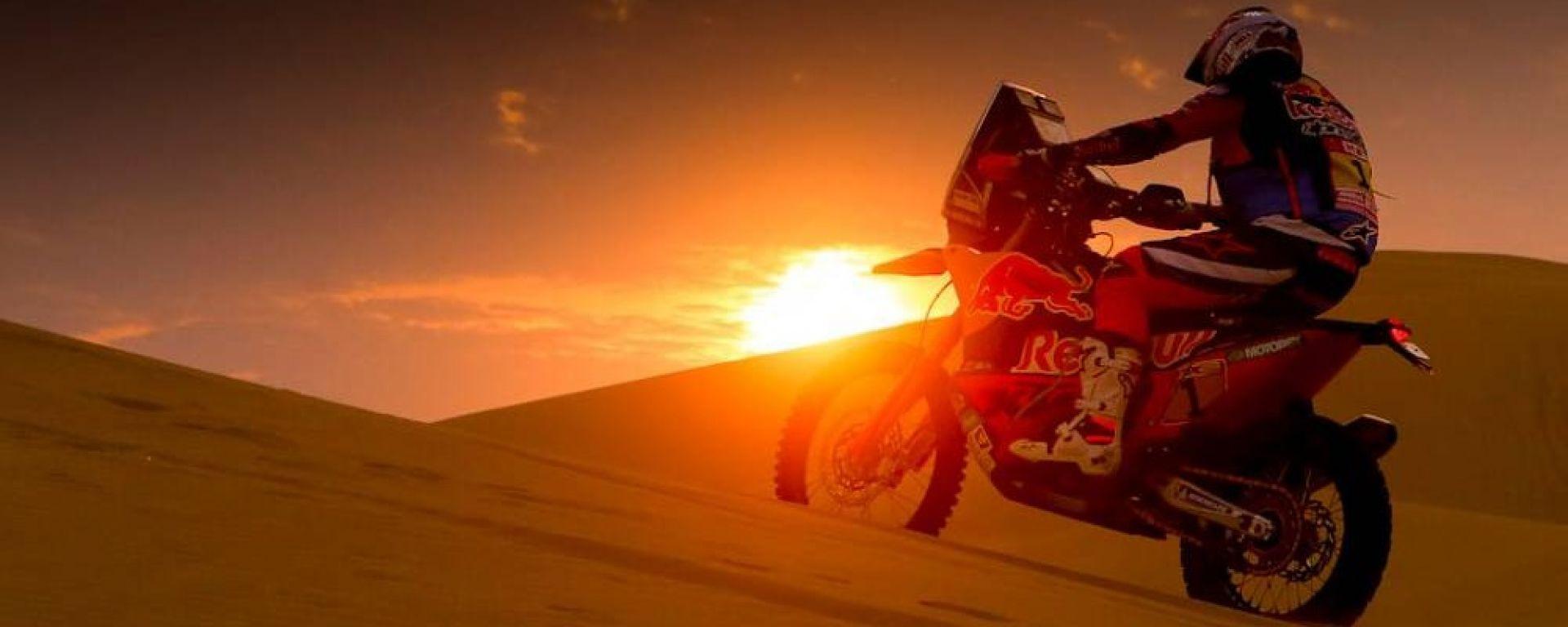 Dakar 2018, Sam Sunderland