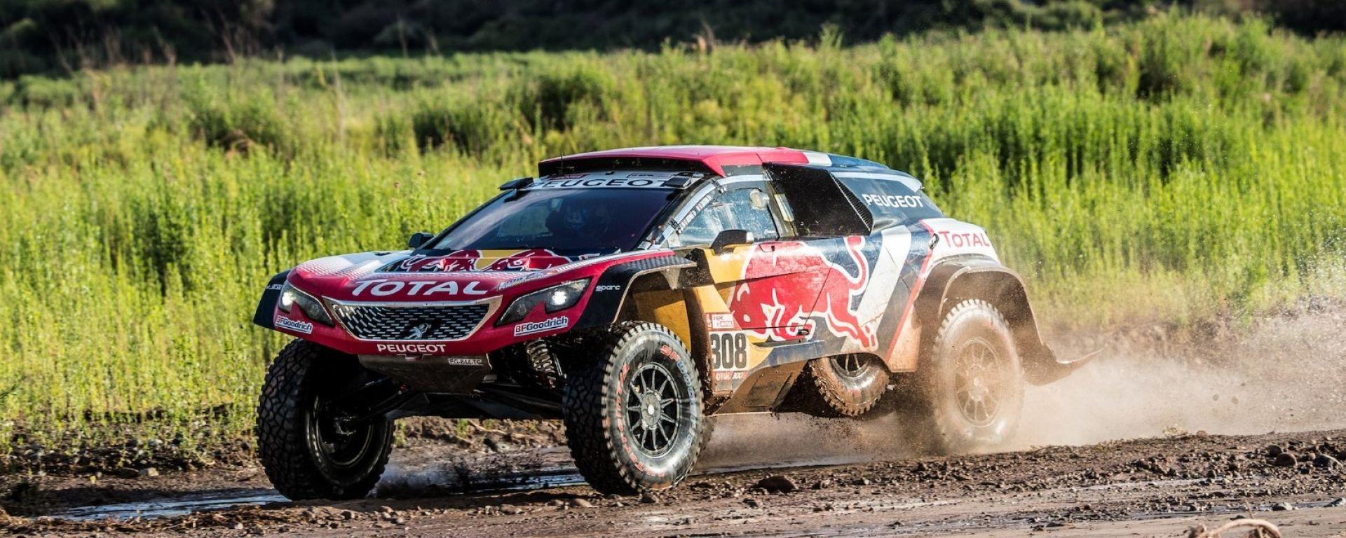 Dakar 2018: Peugeot controlla a pochi giorni dal traguardo
