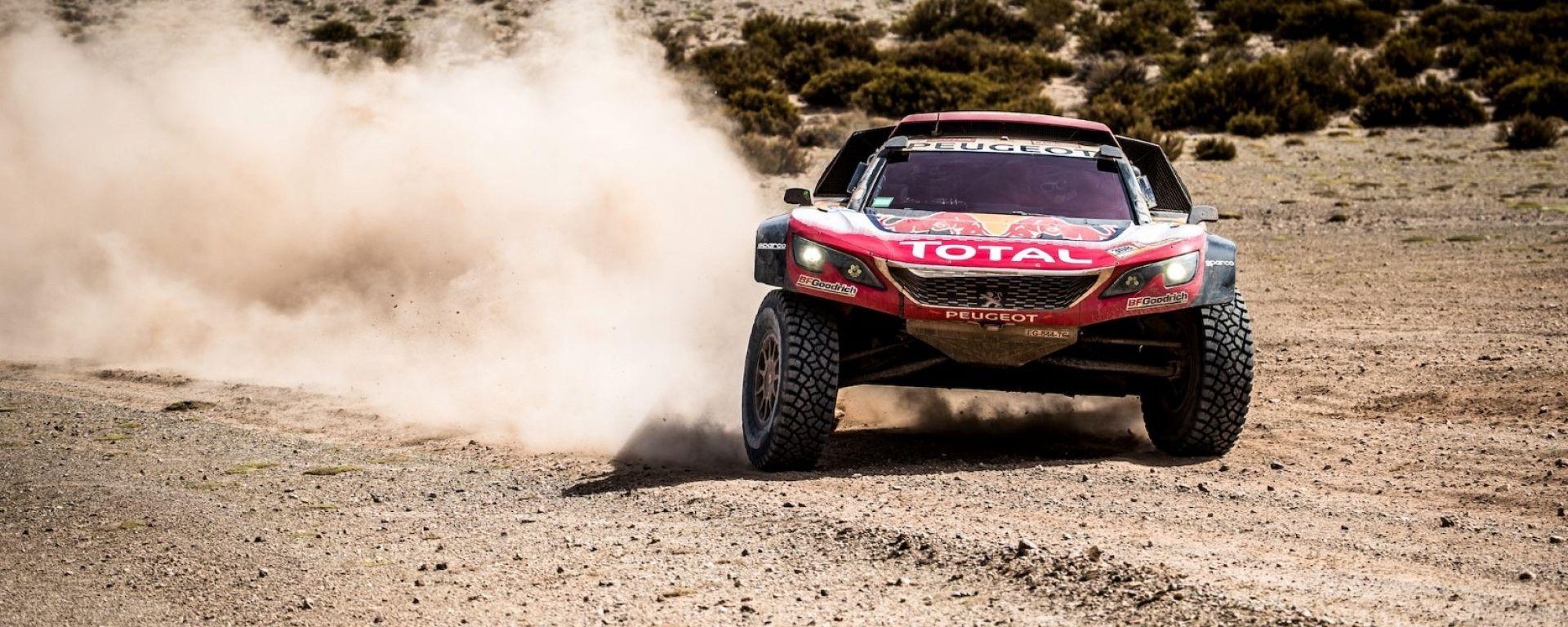 Dakar 2018, tappa 8: le dichiarazioni degli uomini Peugeot