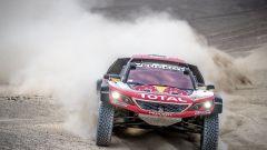 Dakar 2018: team Peugeot Sport Total