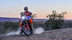 Dakar 2018, Toby Price in azione