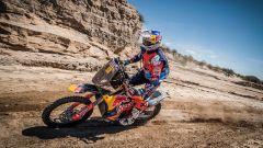 Dakar 2018: Price vince con la KTM, Walkner rimane in testa, Barreda out
