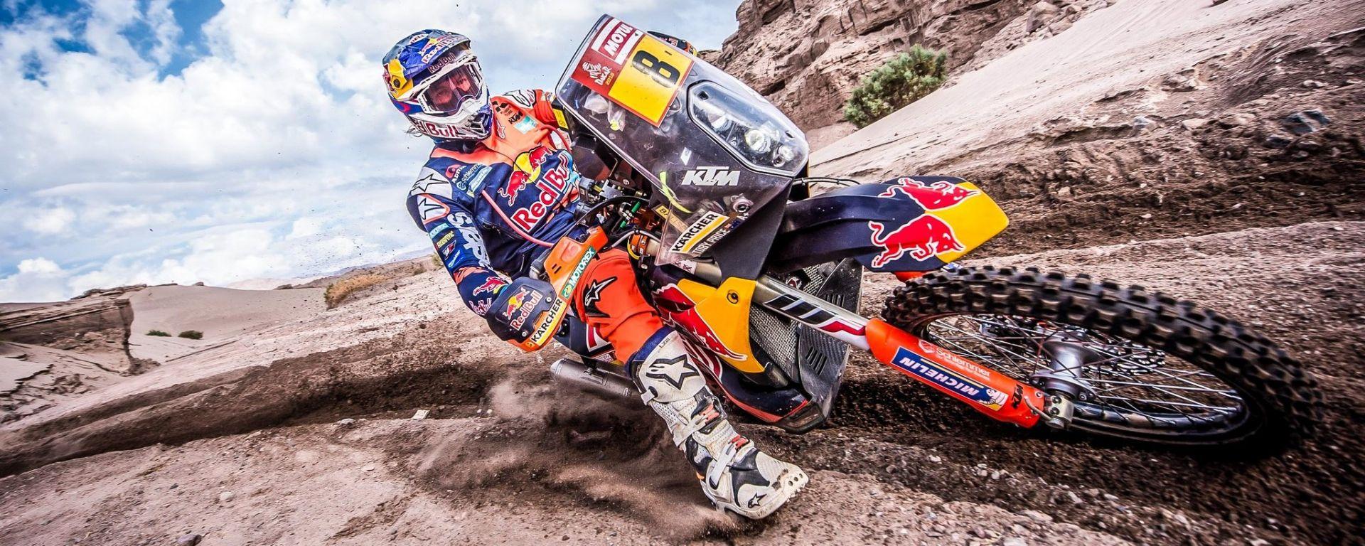 Dakar 2018, Toby Price