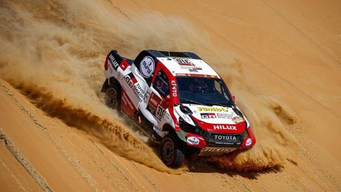 Dakar 2020: Fernando Alonso (Toyota)