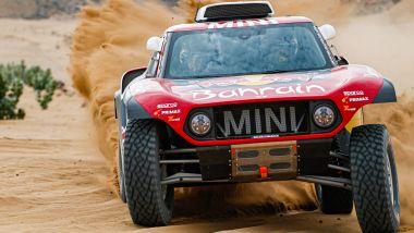 Dakar 2020, la Mini di Carlos Sainz [Foto: ASO]