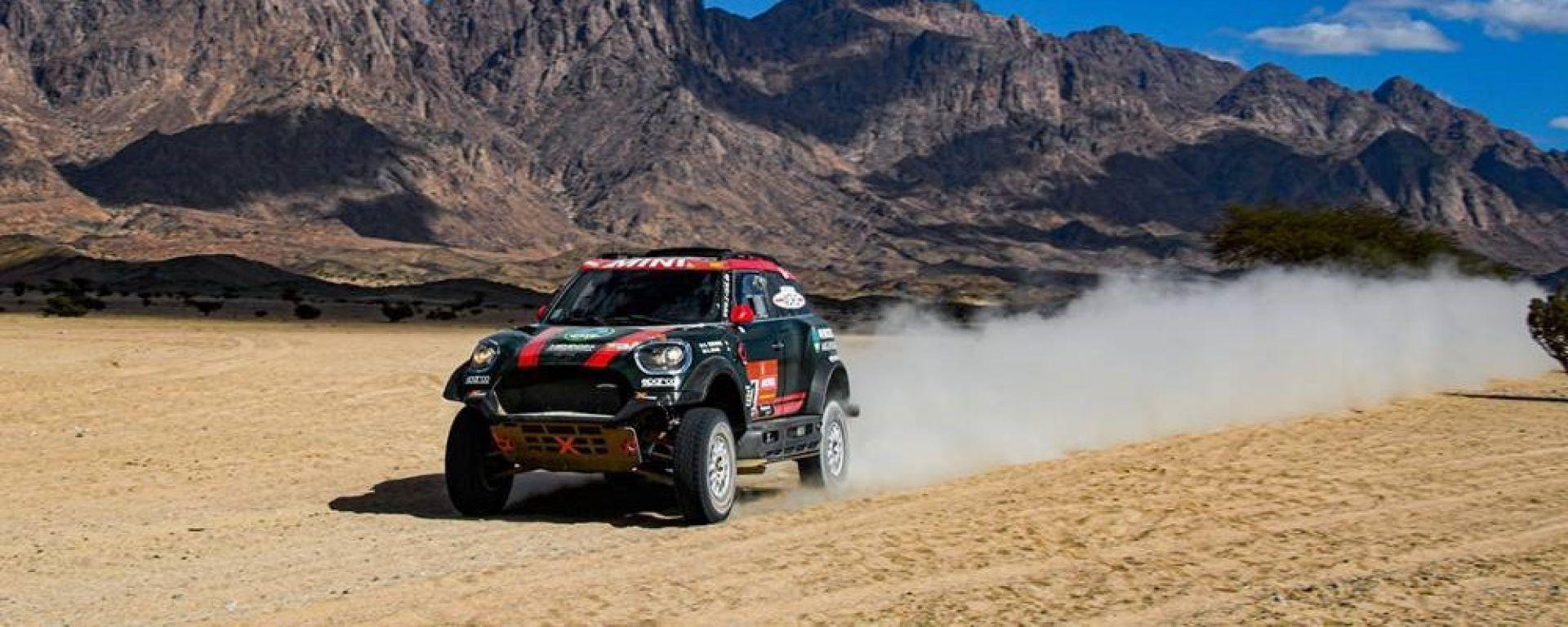 Dakar 2020: Orlando Terranova (Mini)
