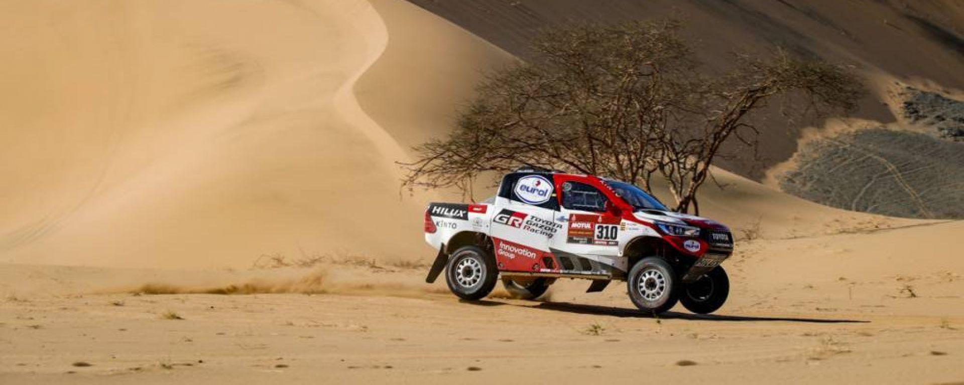 Dakar 2020, Tappa 1: Esteve Pujol e Txema Villalobos (BMW)