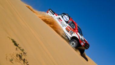 Dakar 2020, tappa 5: Fernando Alonso (Toyota) [Foto: ASO]