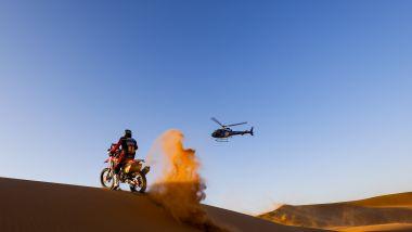 Dakar 2020, tappa 7: Ricky Brabec (Honda) [Foto: ASO]