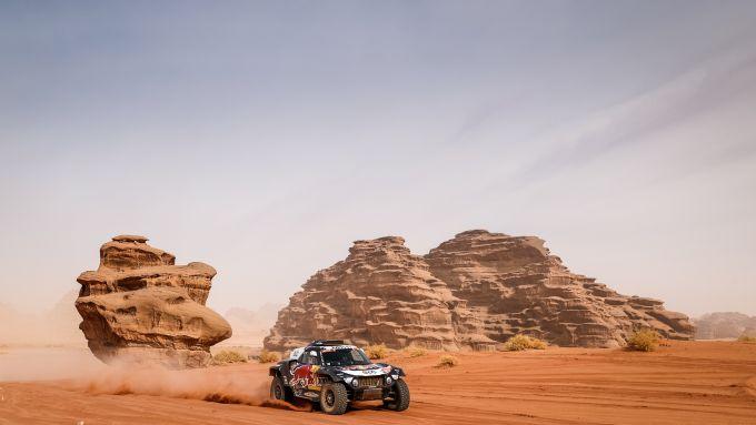 Dakar 2021: Carlos Sainz (Mini) | Foto: ASO Dakar