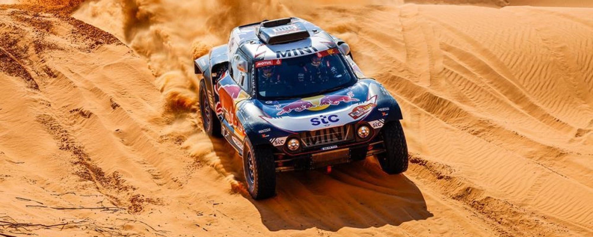 Dakar 2021, Carlos Sainz (Mini)
