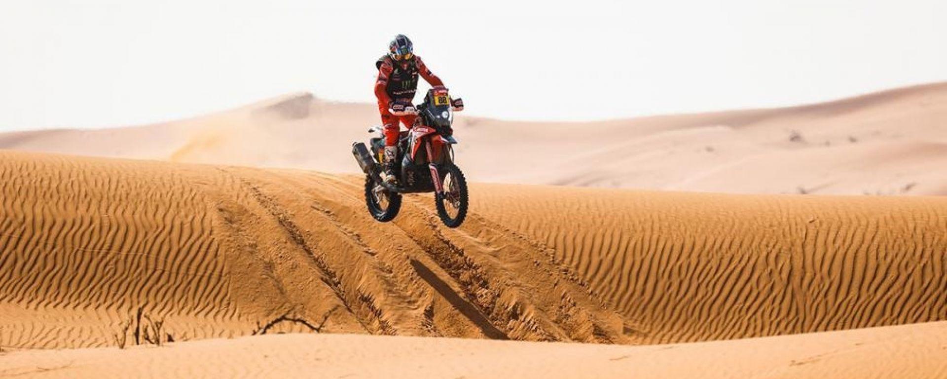 Dakar 2021, Joan Barreda Bort (Honda)
