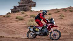 Dakar 2021, Kevin Benavides (Honda)