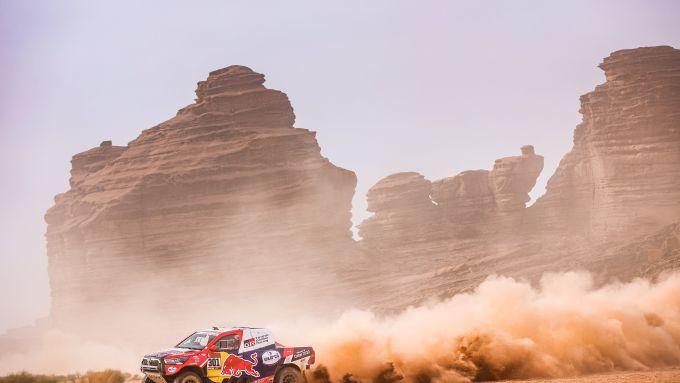 Dakar 2021: Nasser Al-Attiyah (Toyota) | Foto: ASO Dakar