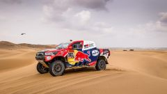 Dakar 2021, Nasser Al-Attiyah (Toyota)