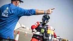 Dakar Moto 2021: il campione uscente Brabec è il primo leader