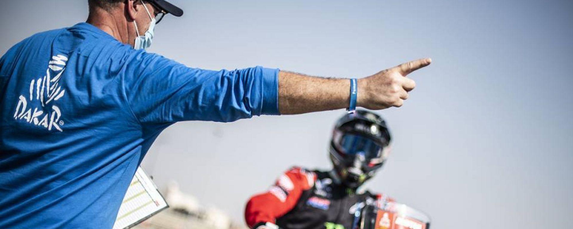 Dakar 2021: Ricky Brabec (Honda)