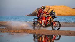 Dakar Moto 2021, tappa 11: vince Sunderland, Benavides leader