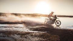 Dakar Moto 2021, tappa 9: Price, brutto incidente. Cornejo in fuga