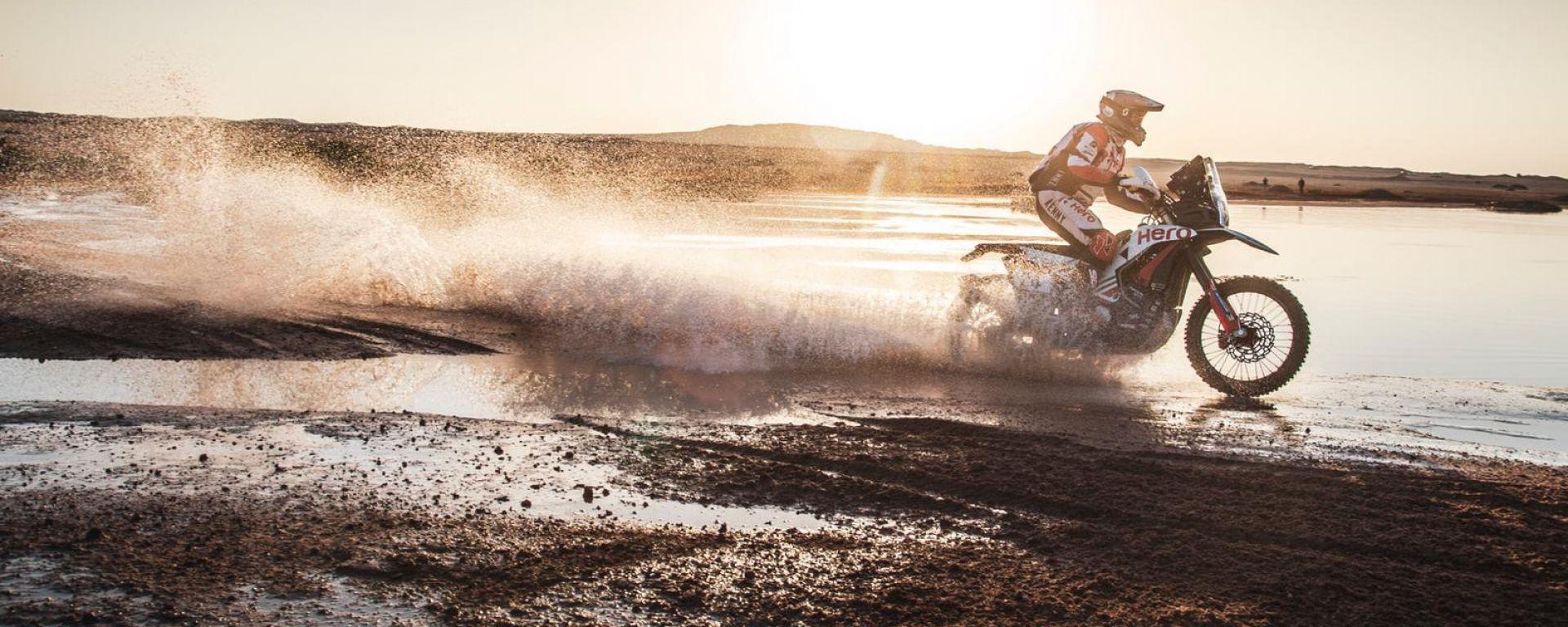 Dakar 2021, Sebastian Buhler