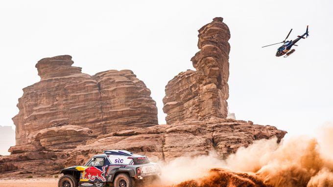 Dakar 2021: Stephane Peterhansel (Mini) | Foto: ASO Dakar